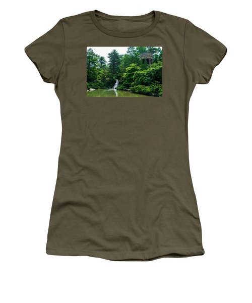 The Castle Tower At Longwood Gardens Women's T-Shirt