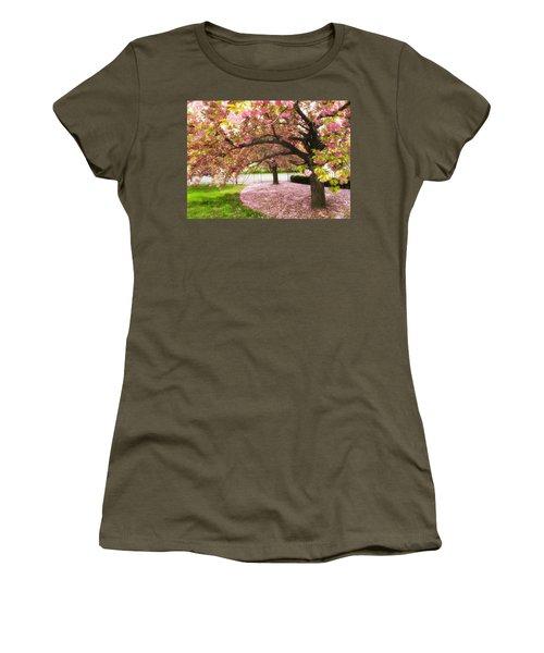 The Cherry Tree Women's T-Shirt