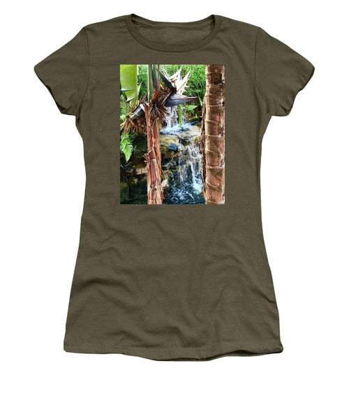 The Choice For Life Women's T-Shirt (Junior Cut) by Kicking Bear Productions