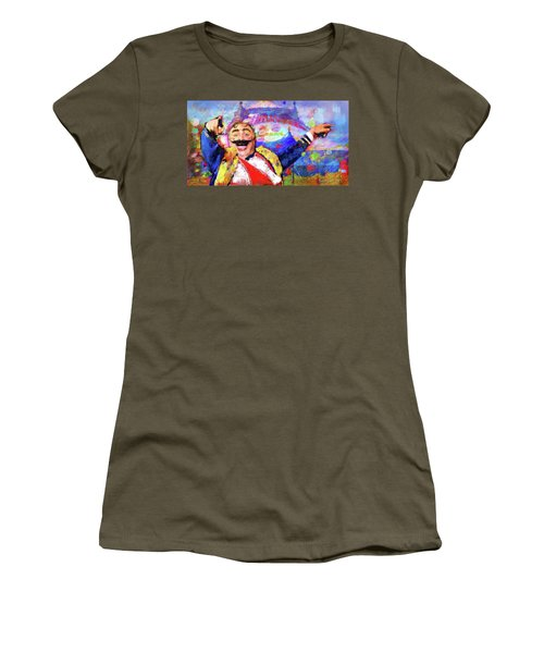 The Circus Women's T-Shirt (Athletic Fit)