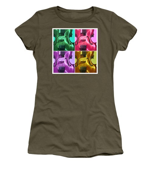 The Colors Of Sound Women's T-Shirt