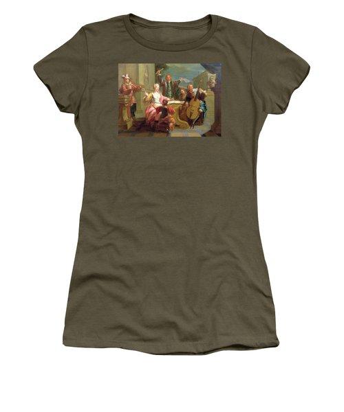 The Concert  Women's T-Shirt