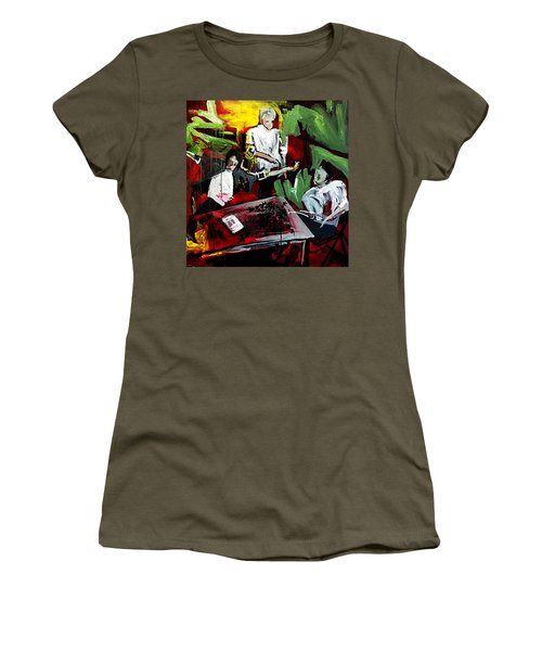 The Contract Women's T-Shirt (Athletic Fit)