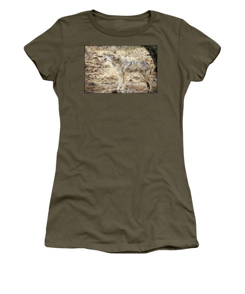 The Coyote Howl Women's T-Shirt
