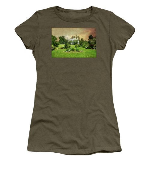 The Crawford Park Mansion Women's T-Shirt