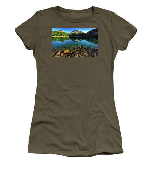 The Depths Of Lake Helen Women's T-Shirt