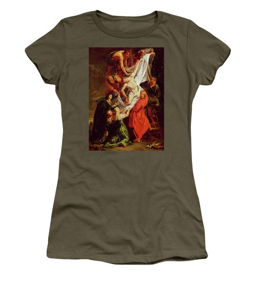 The Descent From The Cross Women's T-Shirt