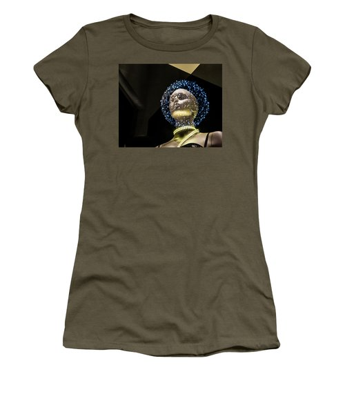 Women's T-Shirt (Athletic Fit) featuring the photograph The Doctor Will See You Now by Alex Lapidus