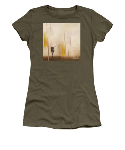 The Edge Of Autumn Women's T-Shirt
