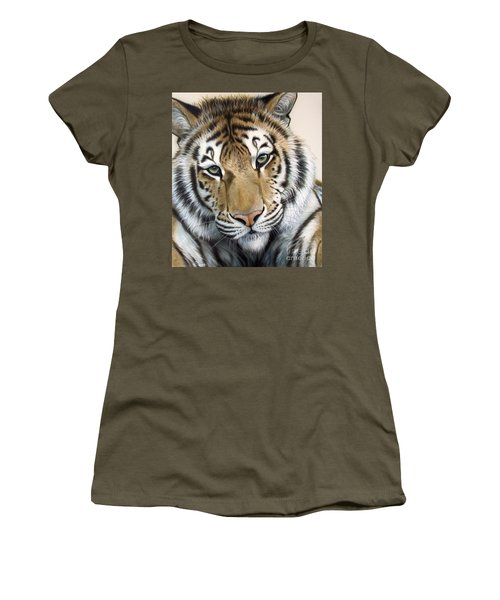 The Embrace Women's T-Shirt (Athletic Fit)