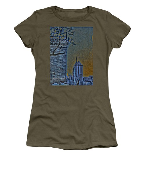 The Encroachment Upon Art Women's T-Shirt
