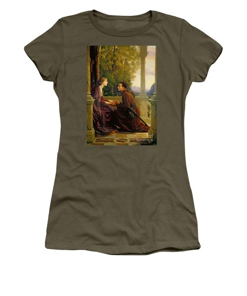 The End Of The Quest Women's T-Shirt