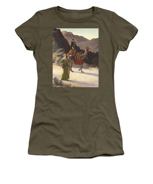 The Escort Women's T-Shirt