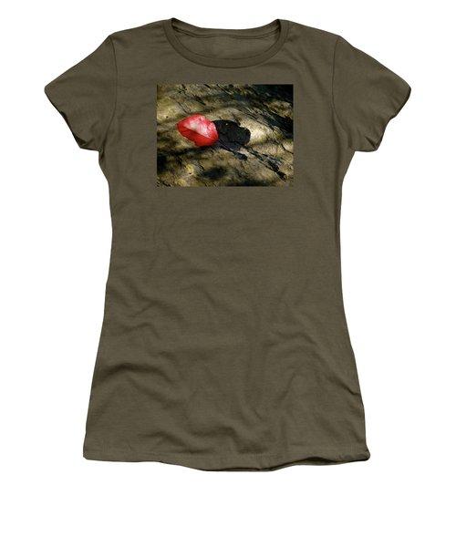 The Fallen Leaf Women's T-Shirt