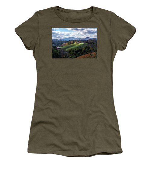 The Farm On The Hill Women's T-Shirt