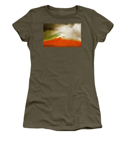 The Fire Mountain - Cotapaxi Women's T-Shirt