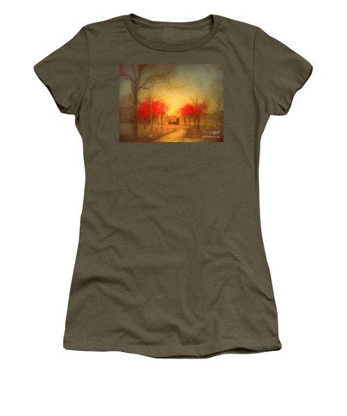 The Fire Trees Women's T-Shirt
