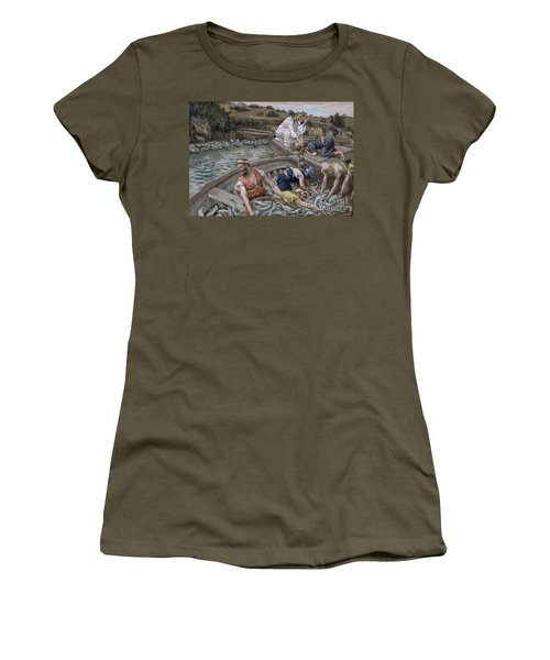 The First Miraculous Draught Of Fish Women's T-Shirt