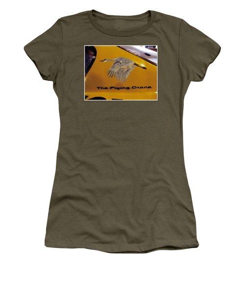 The Flying Crane Women's T-Shirt