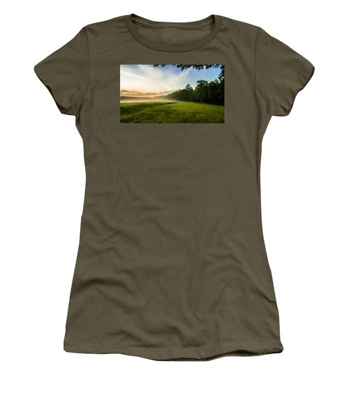 The Fog Of War Women's T-Shirt