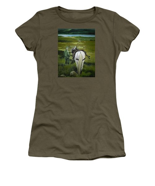 The Gamekeeper Women's T-Shirt (Athletic Fit)
