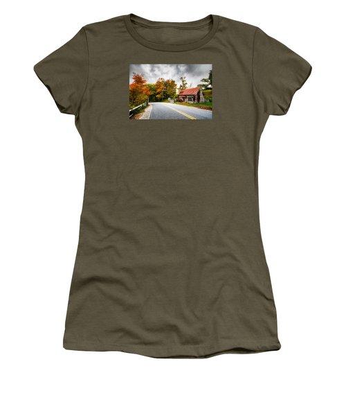 The Gate Keeper Women's T-Shirt (Junior Cut) by Robert Clifford
