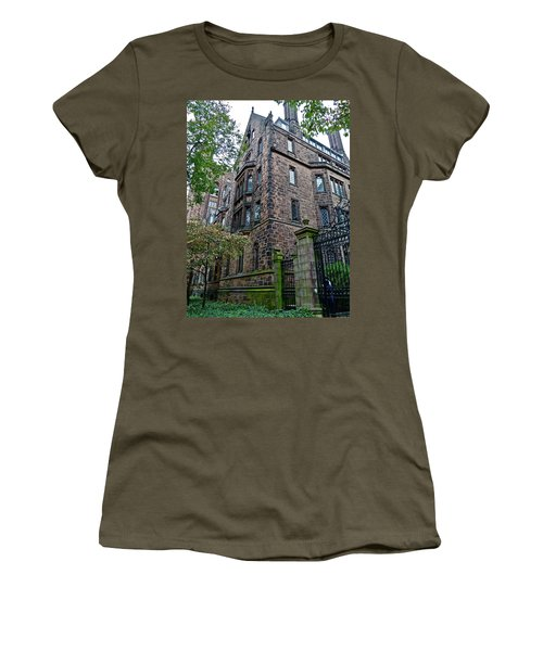 The Gates Of Yale Women's T-Shirt