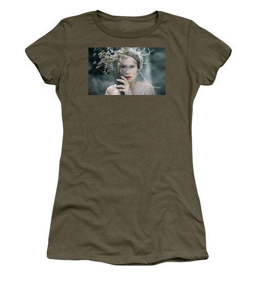 The Glance. Prickle Tenderness Women's T-Shirt