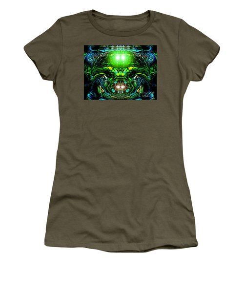 The Green Line Women's T-Shirt