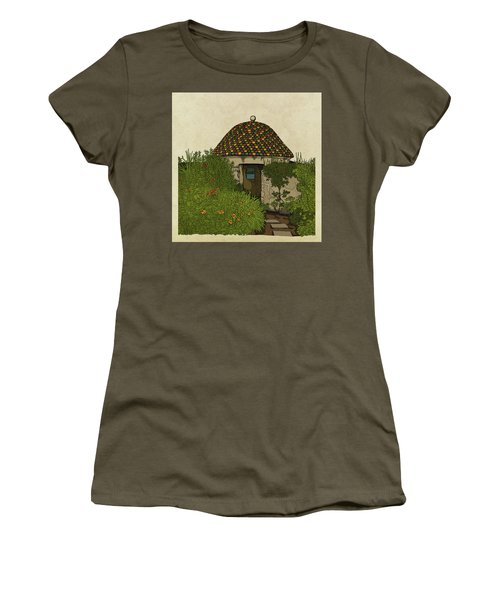 The Guard House Women's T-Shirt (Athletic Fit)