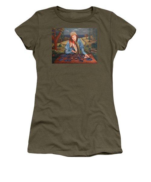 The Gypsy Fortune Teller Women's T-Shirt