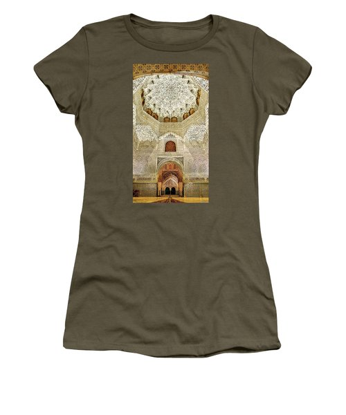 The Hall Of The Arabian Nights 2 Women's T-Shirt (Athletic Fit)