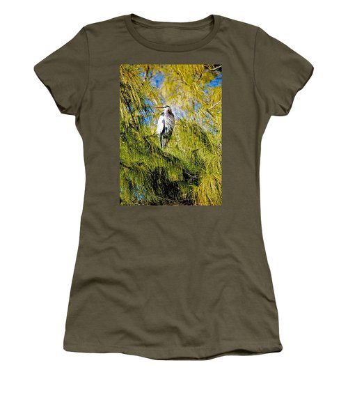 The Heron's Whiskers Women's T-Shirt
