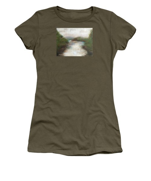 The Hooch Women's T-Shirt (Athletic Fit)