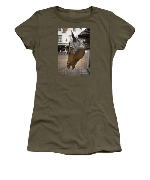 The Horses Head Women's T-Shirt