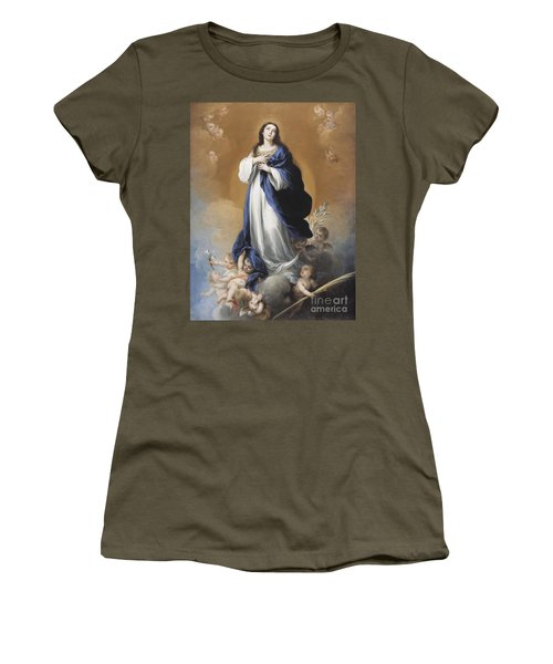 The Immaculate Conception  Women's T-Shirt