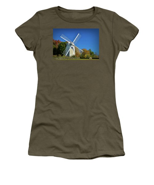 The Jamestown Windmill Women's T-Shirt