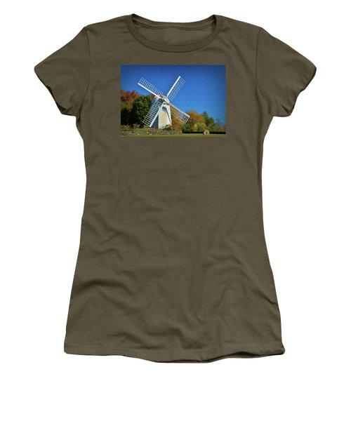 The Jamestown Windmill Women's T-Shirt