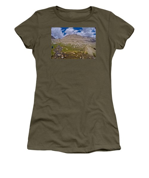 The Kings Canyon Women's T-Shirt (Athletic Fit)
