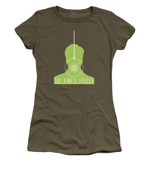 The King's Speech Women's T-Shirt