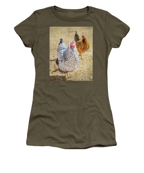 The Ladies Women's T-Shirt