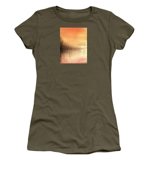 The Last Of Autumn Women's T-Shirt (Athletic Fit)