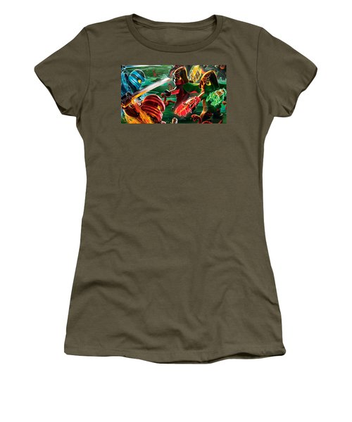 The Lego Ninjago Movie Women's T-Shirt