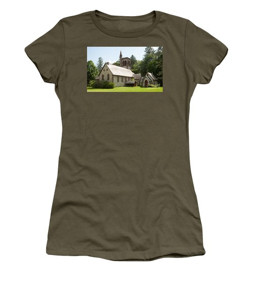 The Little Brown Church In The Vale Women's T-Shirt
