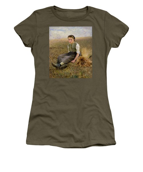 The Little Gleaner Women's T-Shirt