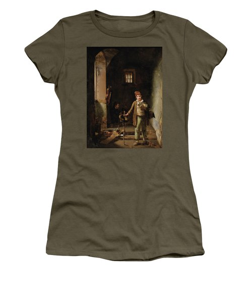 The Little Savoyards Women's T-Shirt (Junior Cut) by Jean Claude