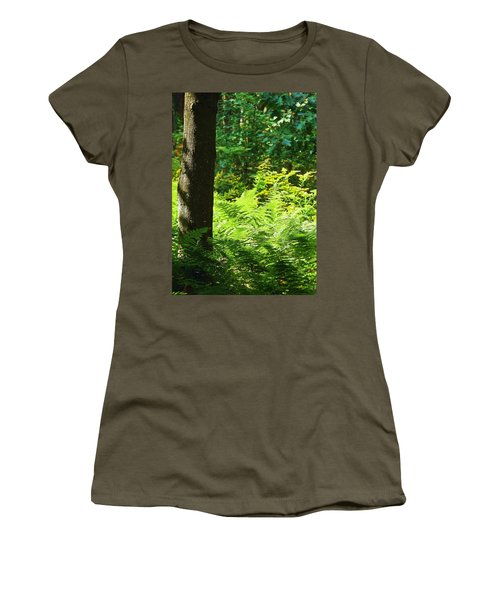 The Magic Of Light Women's T-Shirt (Athletic Fit)