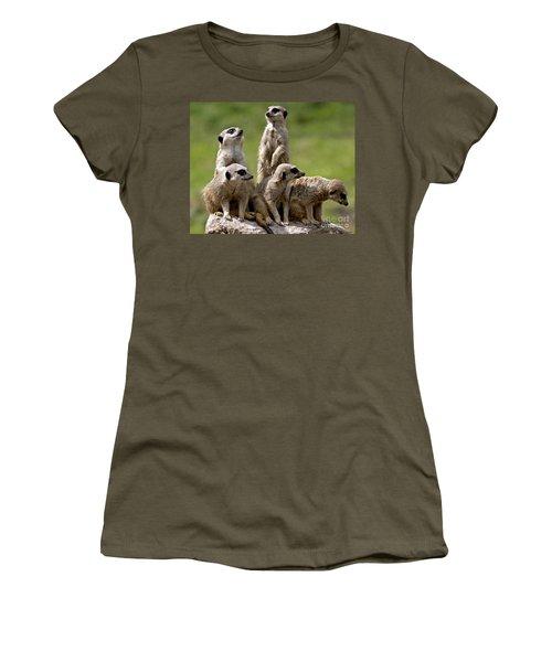 The Management  Women's T-Shirt (Junior Cut)
