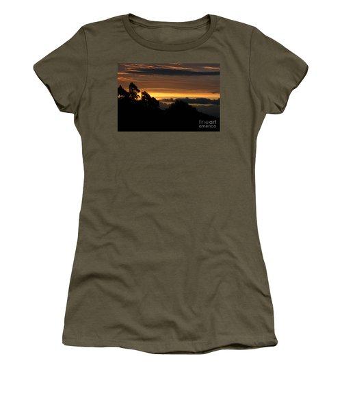 The Mountain At Sunrise Women's T-Shirt