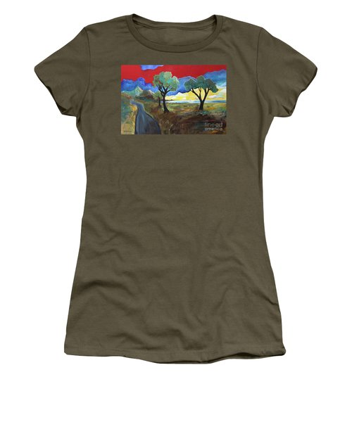 The New Road Women's T-Shirt